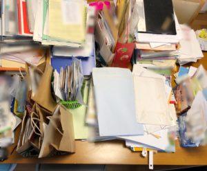 書類整理 苦手 ホームファイリング