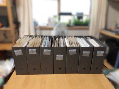 書類整理 ホームファイリング バーチカルファイリング