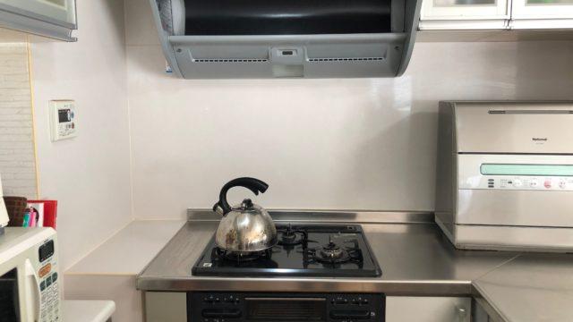 キッチン収納 フライパン 鍋の収納