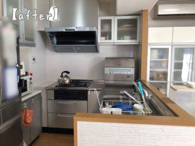 お片付けサポート 整理収納サービス キッチン収納