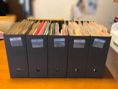 書類整理 方法 ホームファイリング