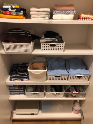洗面所 衣類 洗面収納
