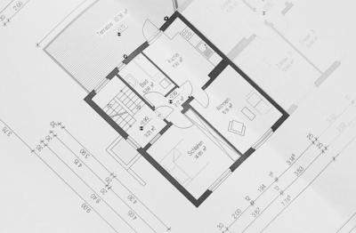 設計図 収納計画 片付けサービス