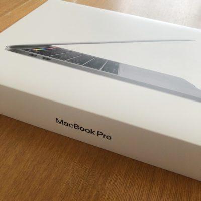 MacBookPro 使い心地