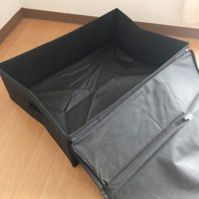 ダイソー ベッド下収納ボックス