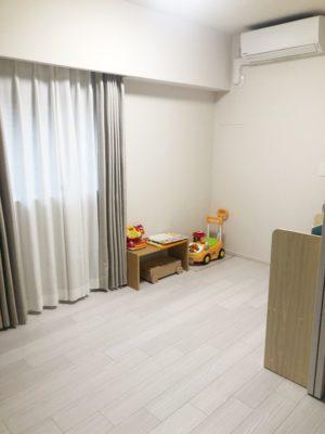 ビフォーアフター 子供部屋