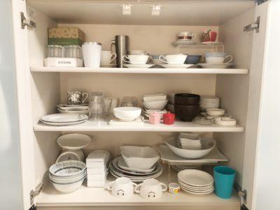 食器棚 ビフォーアフター