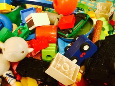 おもちゃ収納 お片づけサポート