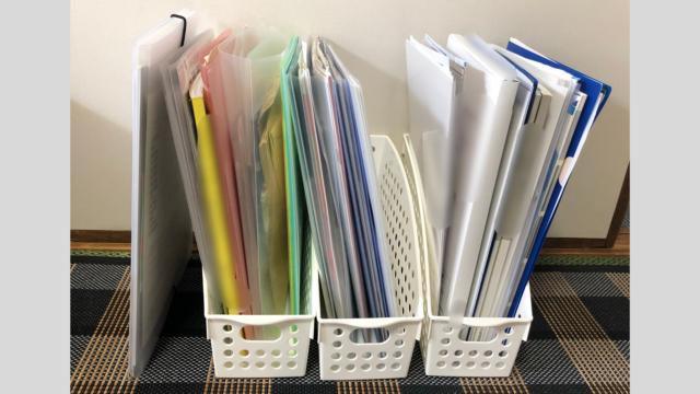 書類整理サポート ホームファイリング