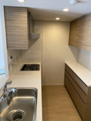 キッチン収納方法