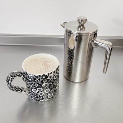 コーヒーフレンチプレス ステンレス