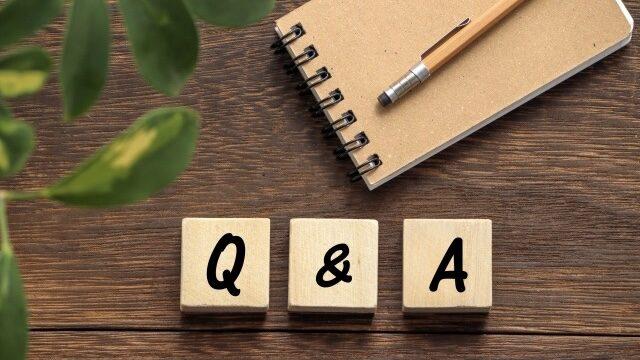 よくある質問 FAQ