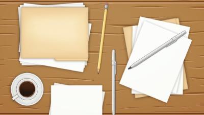 夏休み企画 書類整理 オンライン